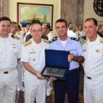 Esquadrão da FAB recebe Prêmio Segurança do Mar