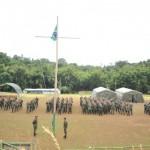Estágio prepara militares para montagem de infraestrutura de combate