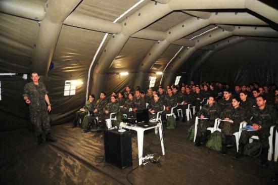 Estagio Escola de Especialistas da Aeronáutica 3