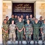 """Força-Tarefa Marítima da UNIFIL realiza Operação """"UNIFIED CEDAR IV"""" com a Marinha Libanesa"""