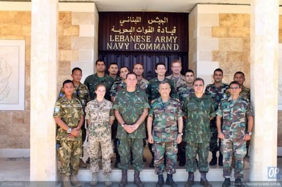 Foto bersama  Komandan MTF