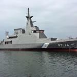 Armada Bolivariana recebe seu quarto navio de vigilância costeira produzido pela NAVANTIA