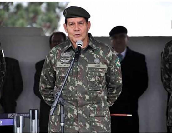Gen Mourão CMS