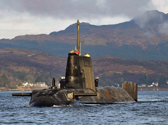 HMS Ambush – Classe Astute