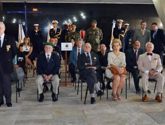 Homenagem aos Mosrtos na IIWW3