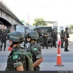 Forças Armadas irão permanecer por mais tempo no Complexo da Maré