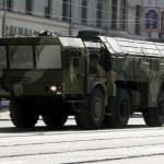 Complexo de mísseis russos Iskander-M ficará operacional em setembro