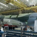 O KC-390 vai ganhando forma com a aproximação de seu primeiro vôo