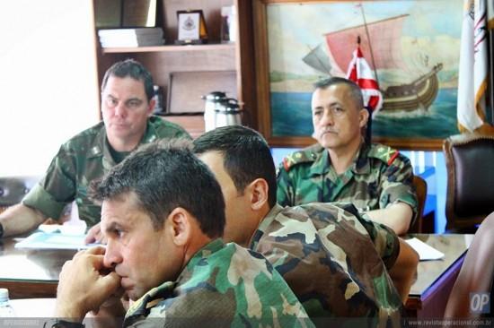 Komandan MTF dan LAF - Navy Commander in Chief