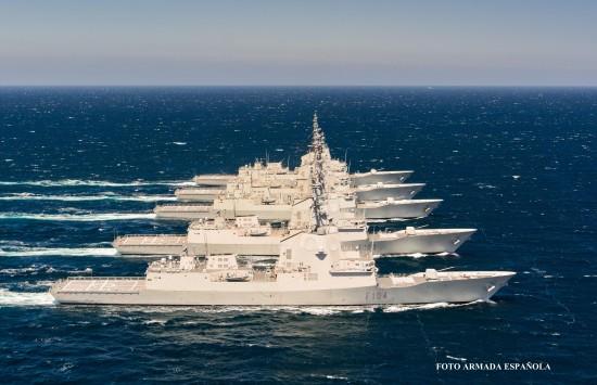 Linea de Frente-foto de la Armada