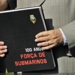 Marinha celebra centenário da Força de Submarinos