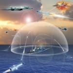 O Sistema de Defesa da IAI, Barak 8 ganha prêmio na Conferência Internacional Aeroespacial em Israel