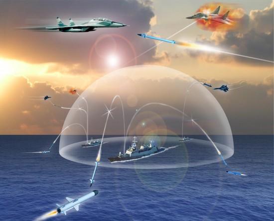 Maritime Scenario- Air and Missile Defense