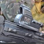 ARES trabalha para assinar com o Exército Brasileiro cinco mil miras ópticas para fuzis