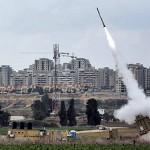 Sistema antimísseis Iron Dome tem se mostrado eficiente contra os foguetes Palestinos do Hamas
