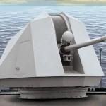 BAE Sytems irá fornecer quatro canhões navais Mk3 57mm para a Marinha Mexicana