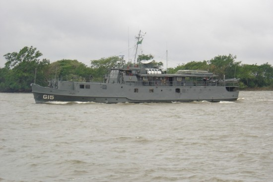 "Navio-Transporte Fluvial (NtrFlu) ""Paraguassu"""