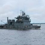 """Navios do Comando da Flotilha do Amazonas suspendem para a Operação """"BRACOLPER 2014"""""""