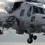Augusta Westland irá integrar mísseis FASGW e LMM aos AW 159 Wildcat da Royal Navy