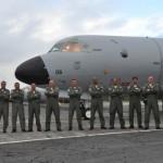 Força Aérea Brasileira recebe seu último P-3AM