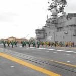 Serviço de Investigação e Prevenção de Acidentes Aeronáuticos da Marinha realiza VSA no NAe São Paulo