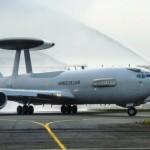 Armée de l'Air recebe o seu primeiro Awacs modernizado