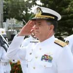 Militares do Comando do 3º Distrito Naval recepcionam seu novo Comandante