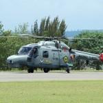 Marinha do Brasil assina contrato para a atualização de seus Lynx Mk21A com a empresa AugustaWestland