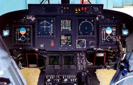cockpit AW159