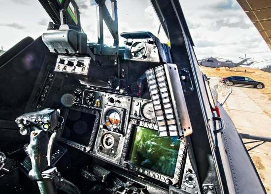 cockpit Mi 28 N