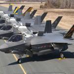 Frota inteira de caças F-35 é retida em solo pela terceira vez em 17 meses