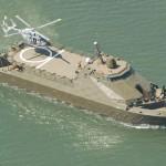 Colômbia e Brasil devem construir em conjunto um navio de patrulha amazônico