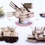 Sanções dos EUA contra a Russia atingem indústria de armas