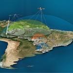 Exército apresenta o sistema de monitoramento de fronteira ao Governo do Paraná
