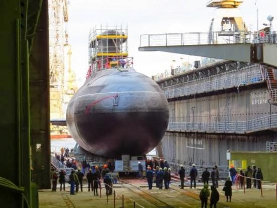 submarino Diesel Rostov-na-Donu2