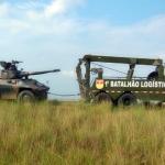 Apoio de Manutenção do 1º Batalhão Logístico de Selva