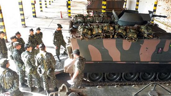 13º Batalhão de Infantaria Blindado