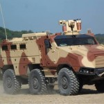 "A empresa Nexter Systems aposta forte no seu blindado ""TITUS"""