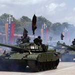Venezuela quer comprar mais armas da Russia