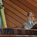 Ministro da Defesa profere aula inaugural do Curso de Política e Estratégia (CSUPE) da ESG