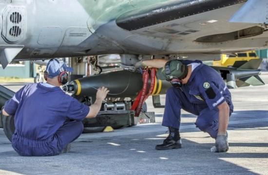 Aeronave Armada Foto Sgt Paulo Rezende Ag Força Aérea