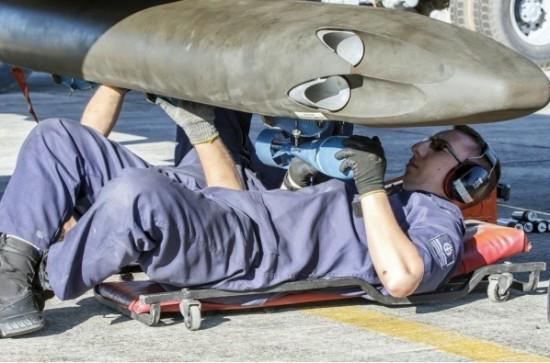Aeronave Armada Foto Sgt Paulo Rezende Ag Força Aérea2