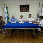 "Centro de Instrução e Adestramento Almirante Newton Braga assina contrato para ""Novo CIANB"""