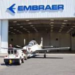 Embraer nos EUA possui seis 'Super Tucano' em montagem para o programa LAS (Light Air Support)