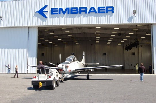 Embarer EMB 314 Super Tucano