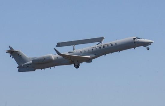 Avião Radar E-99 Foto Ten Enilton