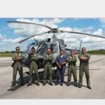 3° Esquadrão de Helicópteros de Emprego Geral realiza RECON em Porto Velho