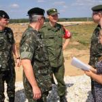 Aditâncias de Defesa do Brasil na Rússia acompanham o Biathlon de Blindados