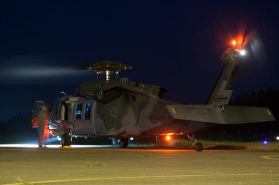 Black Hawk Foto Cb V.Santos Ag Força Aérea