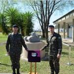 """Centro de Instrução de Blindados """"General Walter Pires"""" realiza término do Curso de Manutenção de Torre VBC Leopard 1 A5"""